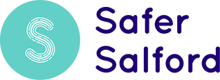 Safer Salford Logo
